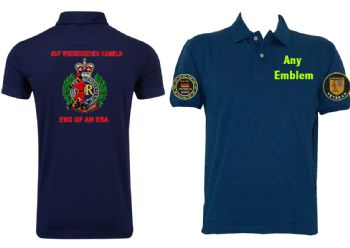 Hameln embroidered Polo Shirt